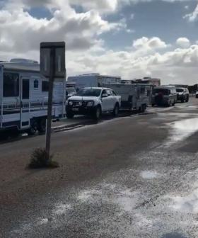 WA Rushed With Travellers Just Hours Before Border Closure