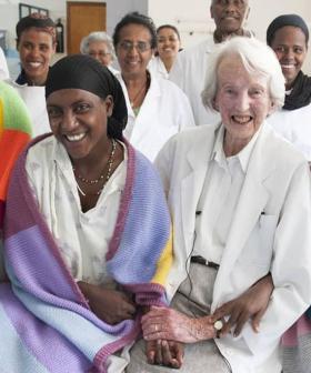 'Saint Of Addis Ababa': Aussie Obstetrician Catherine Hamlin Dies At 96