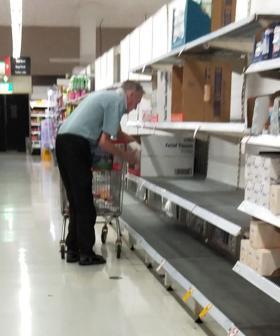 Heartbreaking Scenes As Elderly Man Is Forced To Buy Tissues As Toilet Paper Alternative