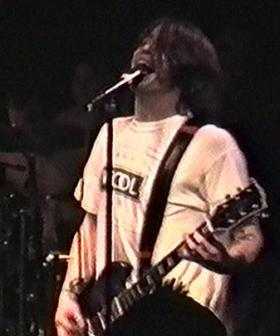 Earliest Known Footage Of Foo Fighters Performing Live Emerges