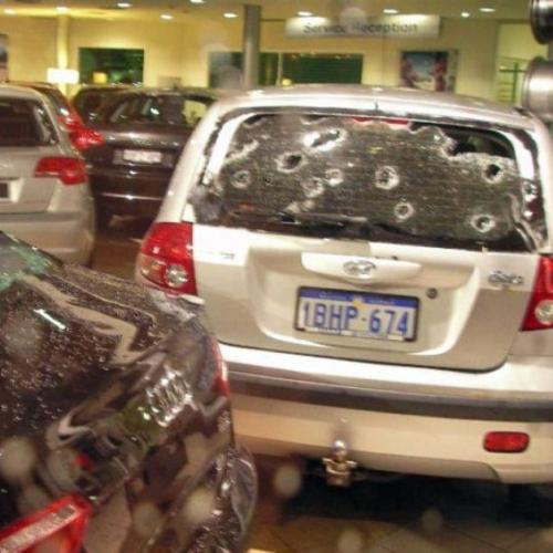 'You Still See The Odd Dented Car Driving Around': 10 Years Since The Great Perth Hail Storm Of 2010