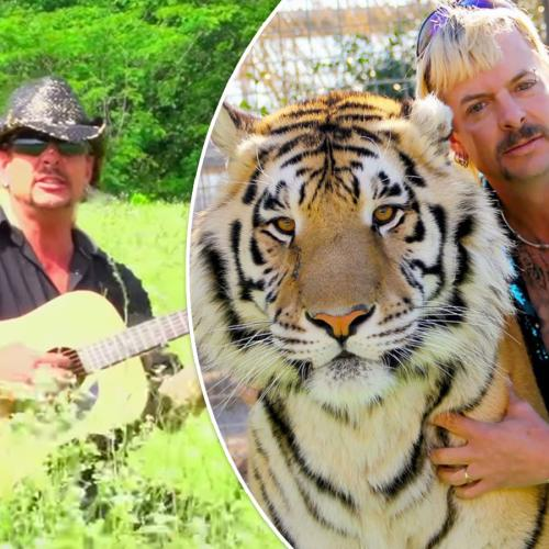 We Hate To Break It To You But Joe Exotic's Songs Were Not Sung By Him