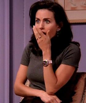 Courtney Cox Says She Doesn't Remember Being On FRIENDS And Sorry What?