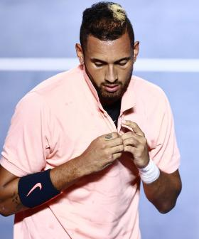 Nick Kyrgios Offers To Share His Noodles & Bread With Anybody In Need