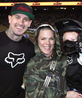 'They Both Got Extremely Sick': Pink's Husband Opens Up About Wife & Son's Coronavirus Battle
