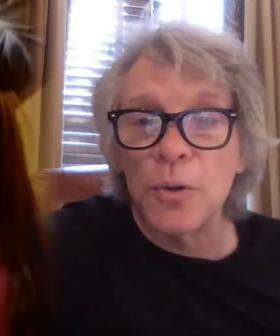 Jon Bon Jovi Dropped In On Kindergarten's Online Music Class