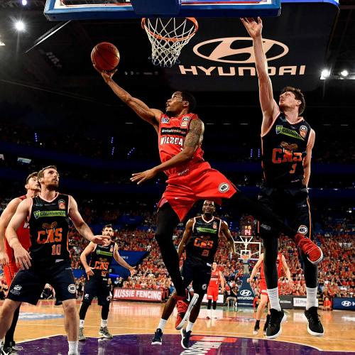 NBL Superstar Bryce Cotton Opts Out Of Perth Wildcats' Contract