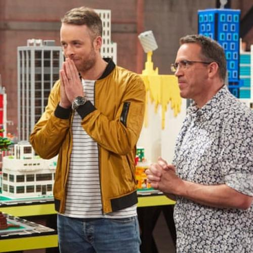 The Behind-The-Scenes Creation 'Lego Masters' Couldn't Show On-Air