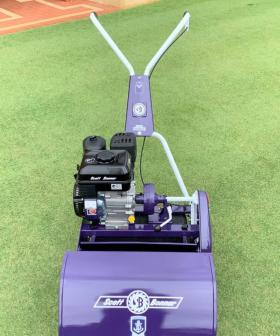 http://Phillip%20Gregory's%20mower%20is%20called%20the%20'Fremantle%20Groomer'