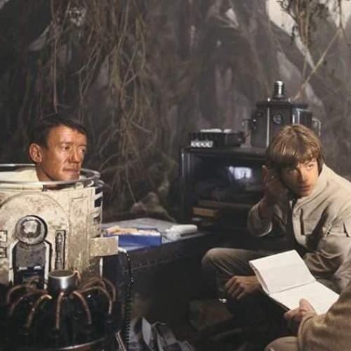 These Rare, Behind-The-Scenes Star Wars Photos Are Nostalgic AF