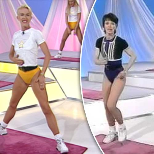 Remember 'Aerobics Oz Style'? It's Officially Back!