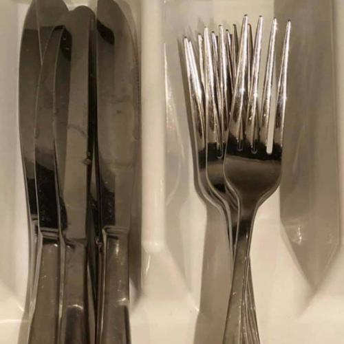 Why The Pitchforks Are Out Over This Cutlery Drawer