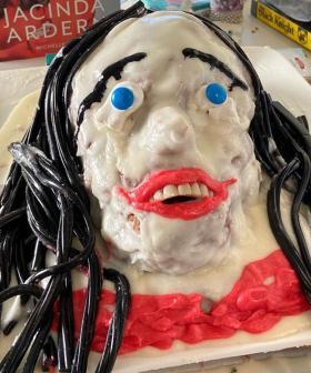 Kiwi Comedian 'Deeply Sorry' For Hilarious Jacinda Ardern Cake Fail