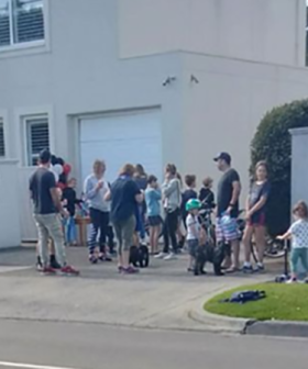 Police Crash Eight-Year-Old Birthday Party & Issue Over $26,000 In Fines