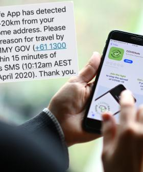 Federal Police Investigating Scam Texts Linked To New COVIDSafe App