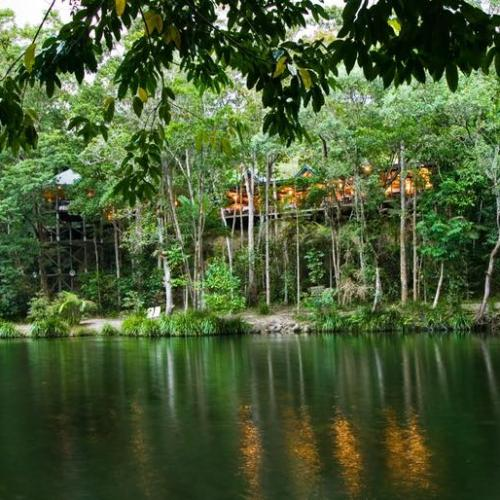This Literal Hidden Gem Is Actually A Luxury Treehouse & We Want To Send You There