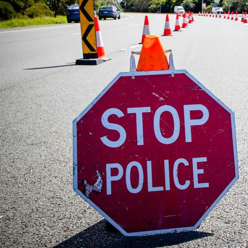 Perth Grandfather Says He Did Nothing Wrong After Allegedly Speeding Through COVID-19 Checkpoint