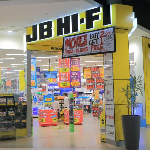 The Products JB Hi-Fi Saw Strong Sales Increase in March Due to the Government's COVID-19 Restrictions