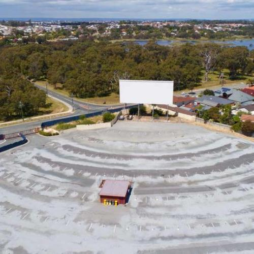 Business 'Hectic' For Perth Drive-In Following Reopening