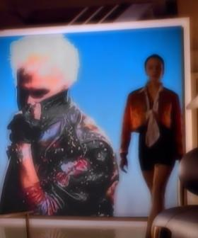 The 'F--king Genius' Idea That Saved Billy Idol's 'Cradle Of Love' Video Clip