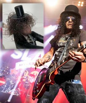 You Can Buy This Wedding Cake Topper Featuring Slash's Real Hair And I Am Done