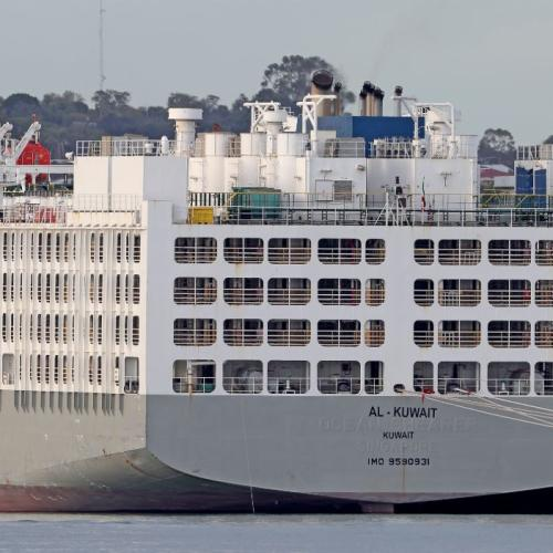 Concerns For WA Port Workers On Virus Ship Docked In Freo