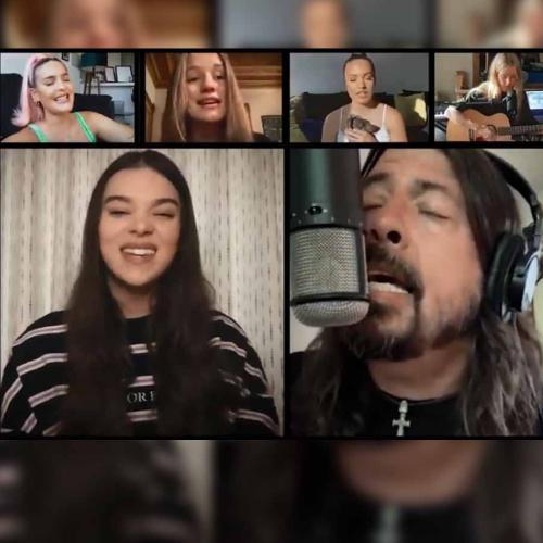 Dave Grohl's 'Mortifying' Moment In Foo Fighter's All-Star Cover