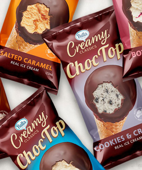 Choc Tops Are Now At The Supermarket So You Can Have The PERFECT Movie Night At Home