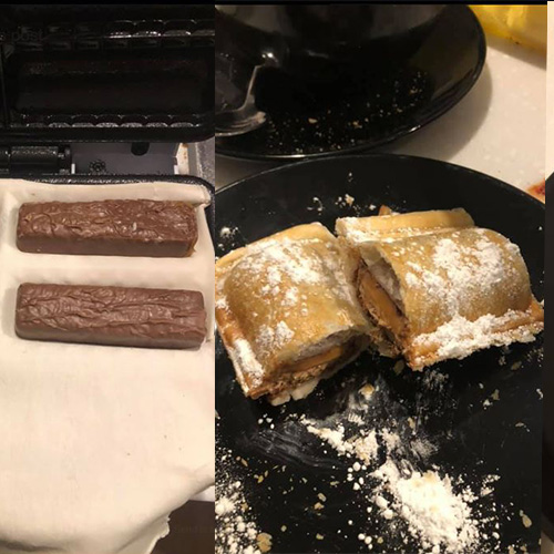 You Can Fit Chokkie Bars In Kmart's New Sausage Roll Maker….BRB