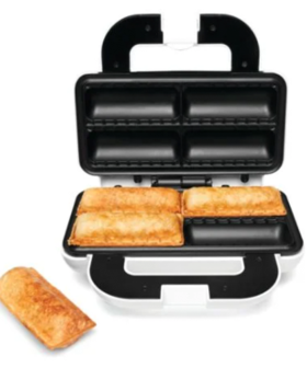 Kmart Is Selling Sausage Roll Makers For $29 & This Is Seriously The Aussie Dream