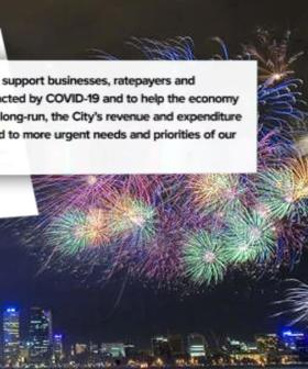 City Of Perth Looks To Axe Iconic Australia Day Skyworks
