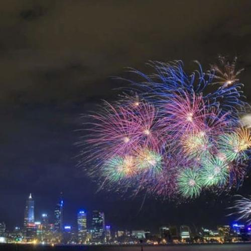 Smaller-Scale Perth Skyworks, Christmas & New Year's Eve Events Considered
