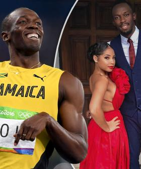 Sprint King Usain Bolt And Long-Time Girlfriend Welcome First Child