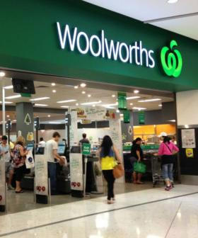 Woolworths Introduces Contactless Flower Delivery Ahead of Mother's Day