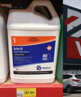 Buying This One $27 Bunnings Cleaning Product Could Save You $2700 At Coles