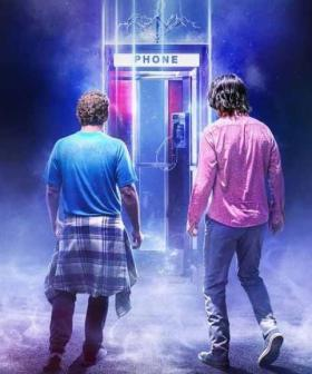 FIRST LOOK: Dudes, Bill and Ted Are Back For Their Final Excellent Adventure!