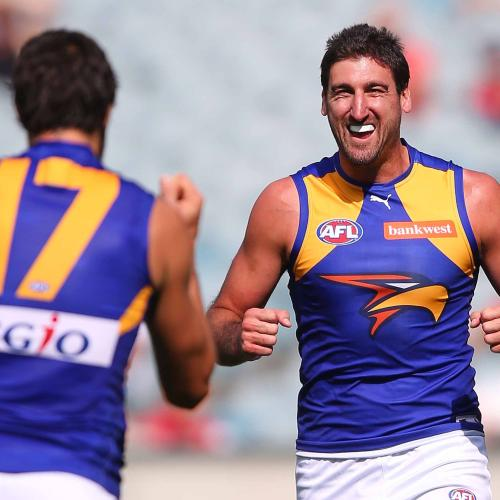 West Coast Great Dean Cox Inducted Into Footy's Hall of Fame