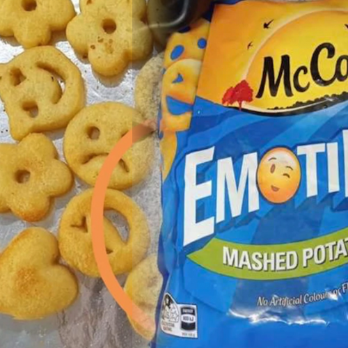 Mum Left Surprised By Her Find In A Pack Of 'Emotibites' AKA The New Smiley Faces