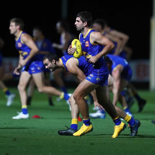Gaff Urges Senior Eagles To Step Up In AFL