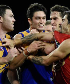 McGovern On Saturday Night's Loss, THAT Strike And Disappointing Dad, I mean, Simmo