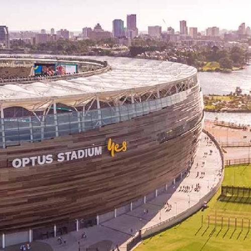 Perth AFL Hub Kicks Off With Magpies, Cats