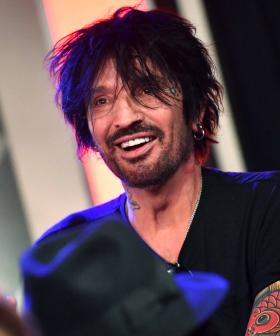 Tommy Lee Gets Not One But Two New Tatts... On His Face