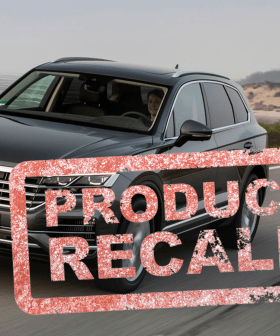 Volkswagen Recalls Over 2500 Cars Over Fears They Could Cause Crashes