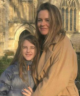 Alicia Silverstone Admits To Still Having Baths With Her 9-Year-Old Son
