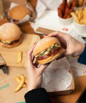 Grill'd Confirms A Top Secret Menu Item 'The Brisket Cheeseburger' Exists