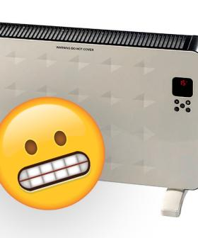 Customers Advised To 'BYO Blanket' As Kmart Heater Cops Lowest Test Rating… Again