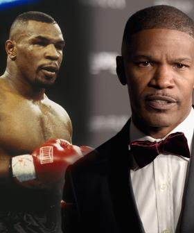 Jamie Foxx Is Set To Play Mike Tyson In A New Biopic