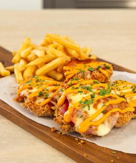 KFC Releases Recipe For A Zinger Parmi And Get In My Belly!
