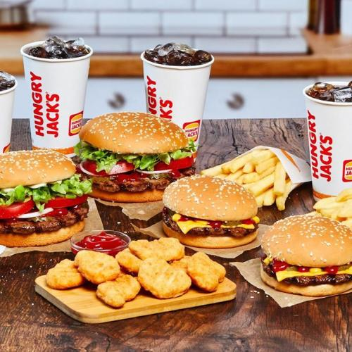 Wanna Get Free Delivery On Hungry Jacks For The Next Fortnight?