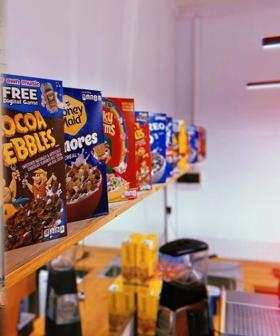 Another Cereal Cafe Has Opened Up In Australia And WHY Is It Not In Perth